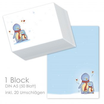 Briefpapierblock