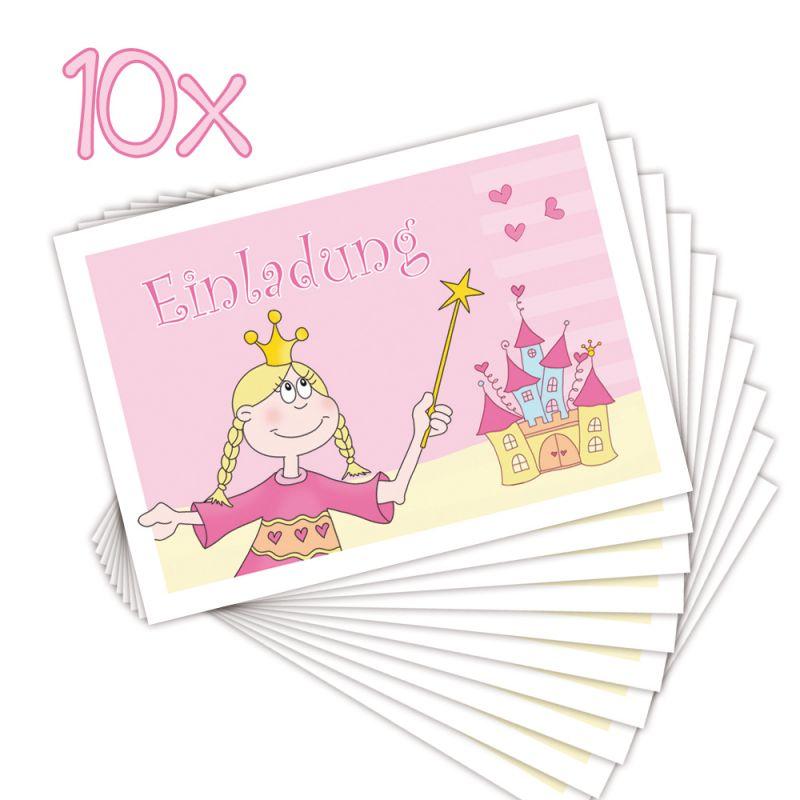 10 Einladungen Zum Kindergeburtstag